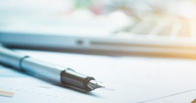 kuglepen med tryk